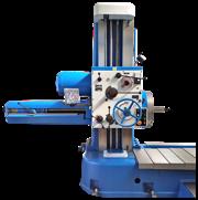 Horizontal boring machine W 100 A